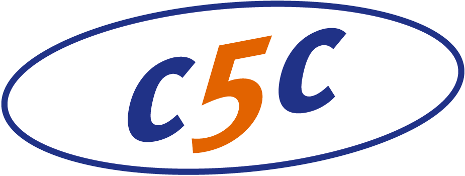 Connecting 5 Continents Logo